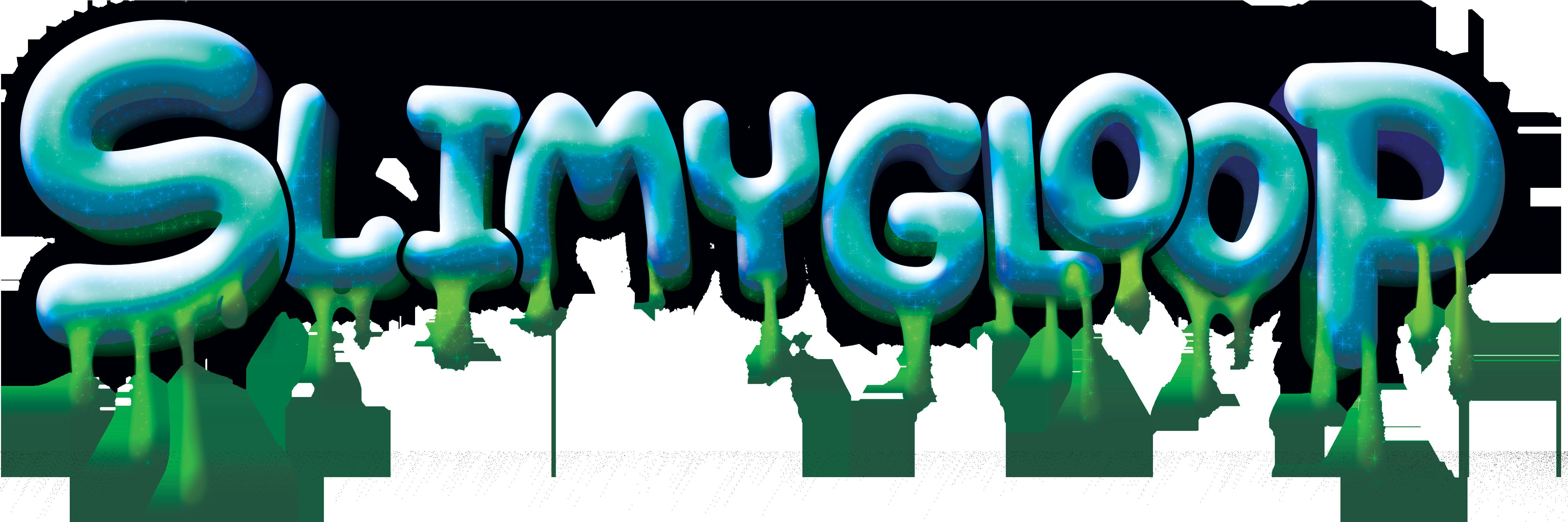 How To Make A Slime Shop Logo