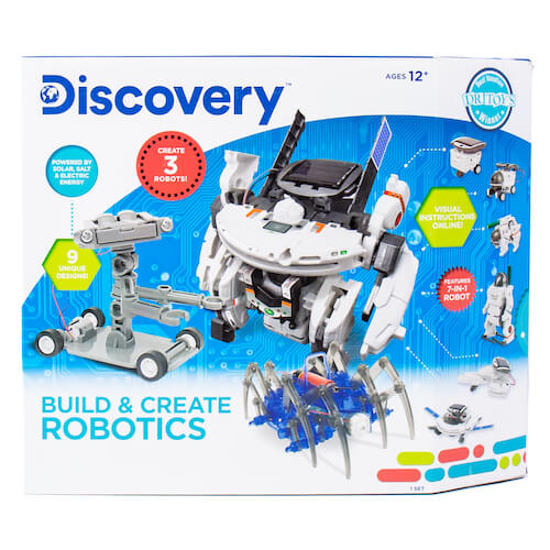 Build & Create Robotics