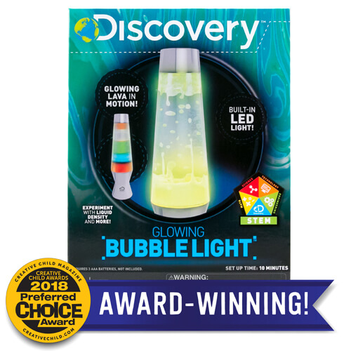 Glowing Bubble Light