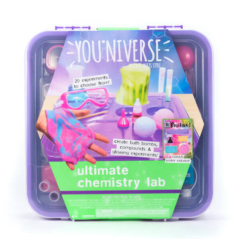 Ultimate Chemistry Lab