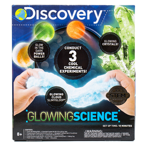 Glowing Science