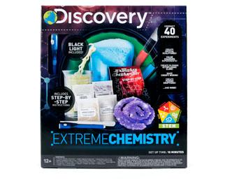 Extreme Chemistry
