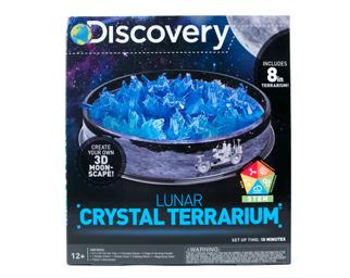 Lunar Crystal Terrarium