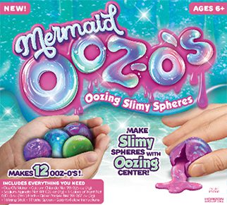 Mermaid ooz-o's