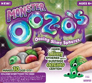 Monster ooz-o's