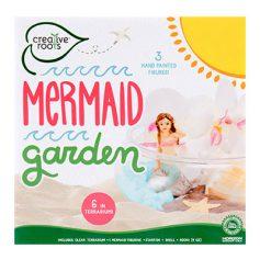 Mermaid Terrarium Garden