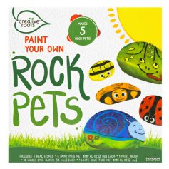 Paint Your Own Rock pets