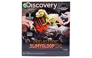 Discovery Prehistoric SLIMYGLOOP Dig on Yahoo! Lifestyle