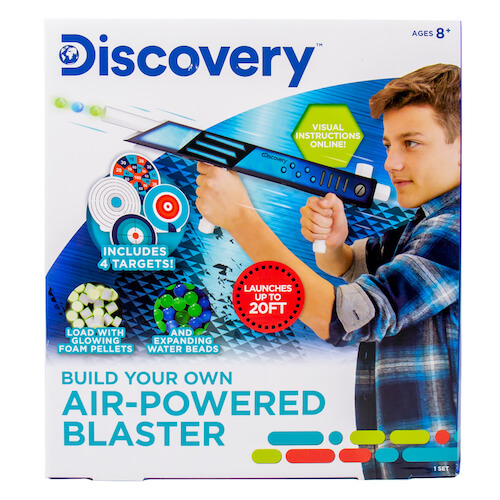 Air Powered Blaster