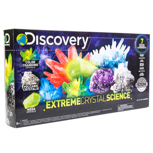 Extreme Crystal Science