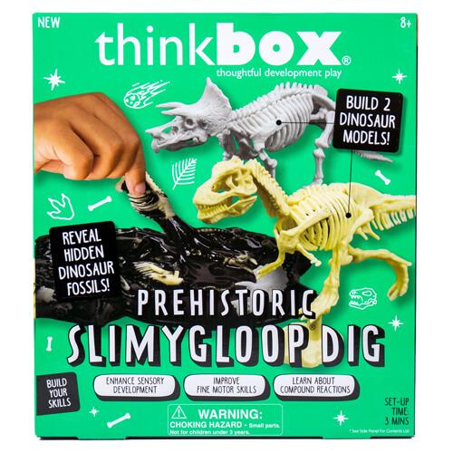 Prehistoric SLIMYGLOOP Dig