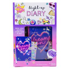Light Up Diary