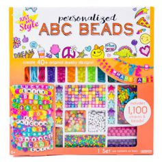 Personalized ABC Beads