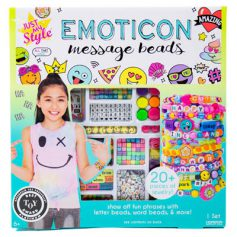 Emoticon Message Beads