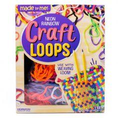 Rainbow Craft Loops