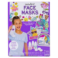 Scented Face Masks