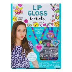 Lip Gloss Lockets