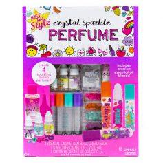 D.I.Y. Crystal Sparkle Perfume