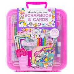 Doodle Your Own Scrapbook & Cards