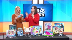 Toys to Cure Cabin Fever on Fox Baltimore
