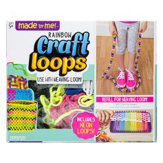Rainbow Craft Loops