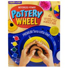 Motorized Power Pottery Wheel