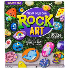 Create your Own Rock Art