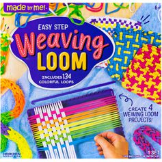 Easy Step Weaving Loom