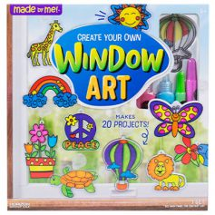 Create Your Own Window Art