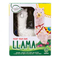 Creative Roots Paint Your Own Llama