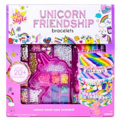 Unicorn Friendship Bracelets
