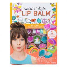 Swirl n' Style Layered Lip Balm