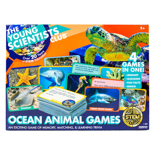 Ocean Animals Match Game