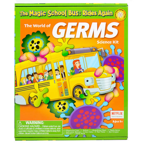 The World of Germs