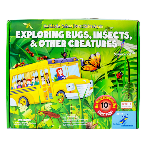 Exploring Bugs, Insects & Creatures