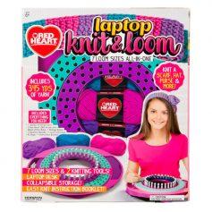 Laptop Knit & Loom