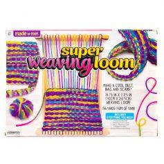Super Weaving Loom