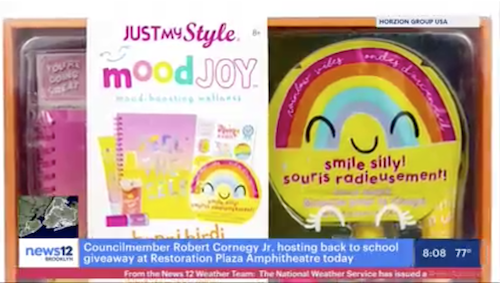 Just My Style Moodjoy Happi Birdi Happiness Beauty Set included in The Toy Insider's segment for Emotional Learning Toys for Back-to-School